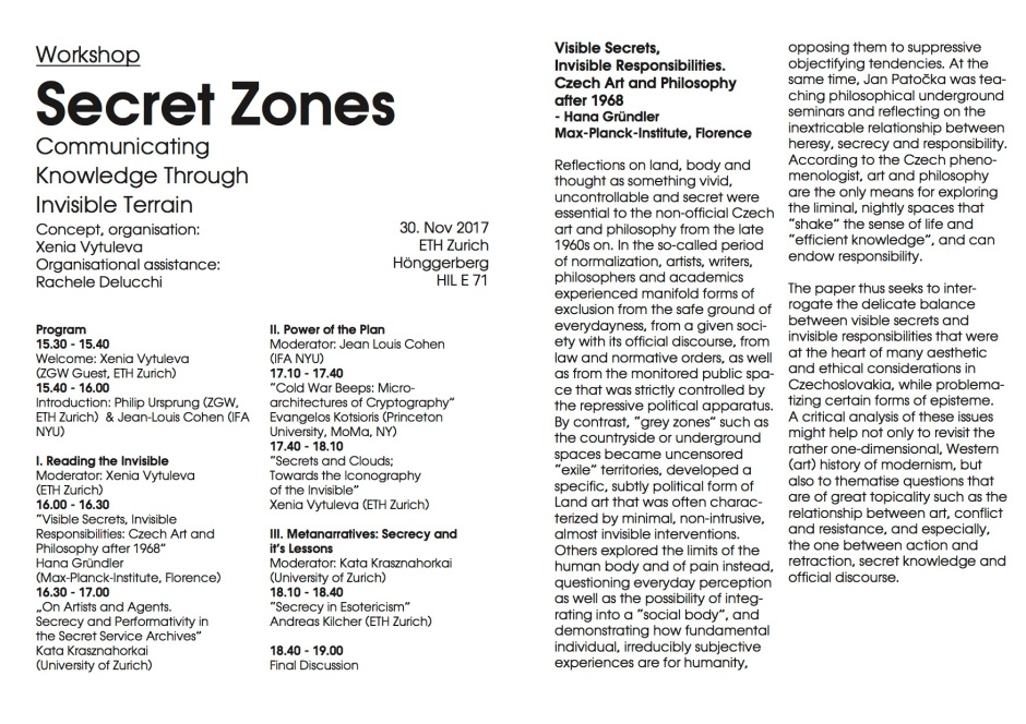 Secret Zones Brochure JPEG
